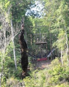 OCS Tarzan Course