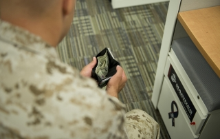 Marine Corps Officers must teach Marines about investing