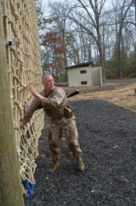 Marine OCS Endurance Course