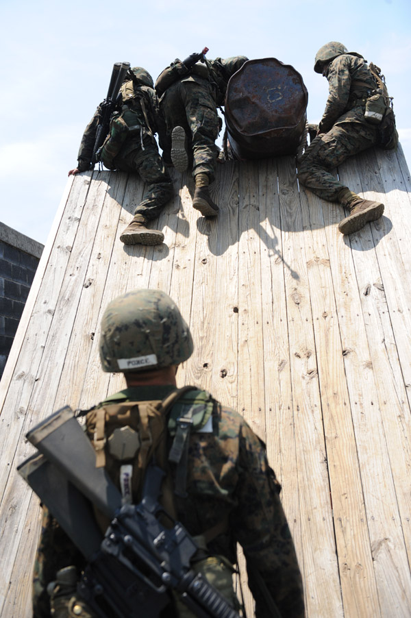 5 Tips For The OCS Leadership Reaction Course - USMC OFFICER