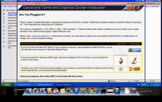 MarineNet Access Using A Macbook