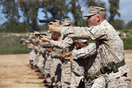 Range Week At The Basic School Usmc Officer