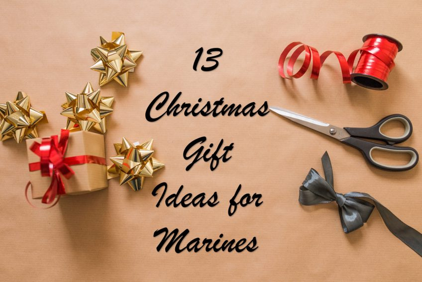 13 Christmas Gift Ideas for Marines